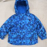 Продам в новом состоянии,фирменную Lupilu,красивенную термо куртку,1,5-3 года.