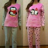 Пижама флисовая с махрой, Пижамка молодежная теплая, флис и махра, 42-44-46-48-50-52-54-56
