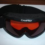 Фирменные campry оригинал лыжные очки в новом состоянии