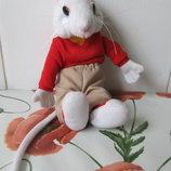 Мягкая игрушка мышь мышонок Стюарт Литтл