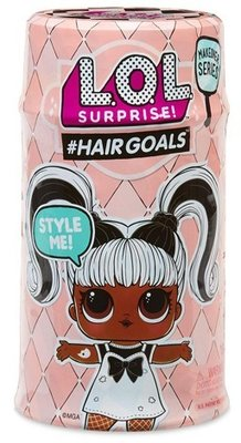 Оригинал Кукла Лол с настоящими волосами 5 серия - Lol ...