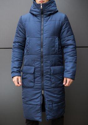 42e309ecff59 Пальто парки куртки зимние мужские Jacket Tank Navy: 1300 грн ...