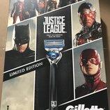 Подарочный набор Gillette Fusion ProShield Justice League edition