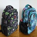 Рюкзак спортивный цветной женский мужской детский городской школьный большой вместительный