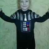 Карнавальный костюм Дарт Вейдер на 5-6лет.