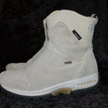 кожаные ботинки Merrell, р. 38-39