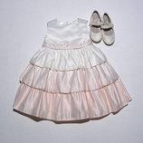 Очень красивое элегантное платье American Princess на 2 года