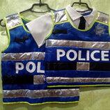 Комплект Полицейский на 5-6 и 7-8 лет.