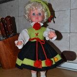 Кукла винтажная RATTI, Италия