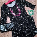 Платье р.12/Платье размер 40/Платье коттон