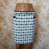 Классная,теплая юбка. На бирке- 14 р-р 48 .