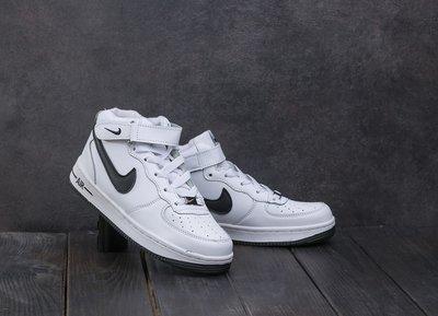 Кроссовки Nike AirMax 95 из кожи на меху, код gavk-1806-4w