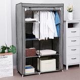 Шкаф - гардероб тканевый складной 88105 фиолет