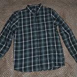 рубашка мальчику Rebel на 12-13 лет рост 152-158 Англия