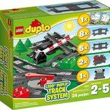 LEGO 10506 дополнительные рельсы