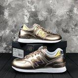 Оригинальные кроссовки New Balance 574   Жіночі оригінал