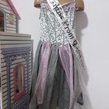 Королева Бала Ведьма Зомби Невеста 9-10 лет