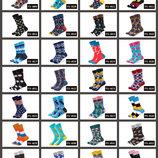 Мужские носки от Friendly Socks много расцветок