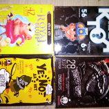 Ролевые карточные игры, 4 вида