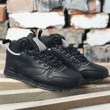 Зимние кроссовки Рибок Reebok classic Leather