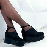 Женские туфли 36-41р.Натуральная замша
