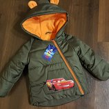Демисезонная куртка - косуха Хаки Новинка 2019