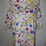 Новая натуральная блуза с открытыми плечами new look maternity