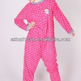 кигуруми слип пижама Мороженое в горошек S