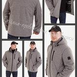 46-58 Демисезонная мужская куртка. Куртка короткая осень. весна. Мужская куртка, Чоловіча куртка