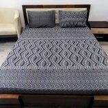 Вязка очаровательный постельный комплект из фланели Все размеры