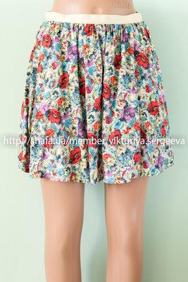 c9e5d136e15 Шикарная вискозная легкая юбка клеш с врезными карманами  199 грн ...