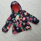 Курточка , ветровка на флисе для девочки George