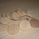 Заготовки круглые для рун 38 мм