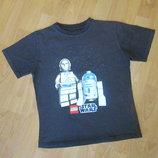 Футболка Star Wars Lego на 9-10 лет