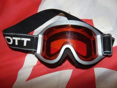 Спортивние фирменние защитние горнолижние очки бренд .Scott Скот