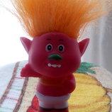 Тролль троль троллик тролик trolls кукла эльф чудик гном.