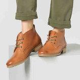 Ботинки из натуральной, плотной, очень качественной кожи Apple of Eden