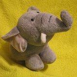 Слон.слоник.мягкая игрушка.мягка іграшка.мягкие игрушки.Russ Berrie