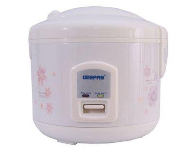 Рисоварка мультипароварка Geepas GS40 Electric Cooker
