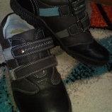 Туфли кожа в идеальном состоянии 22-22.5см