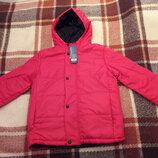 Курточка, куртка демисезонная на мальчика. Есть еще в синем и черном цвете. Новая. Польша.