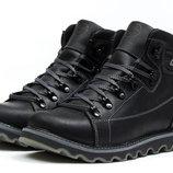 Зимние ботинки на меху CAT Caterpilar, код kv-30726