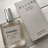 Chanel allure homme sport edt 35мл