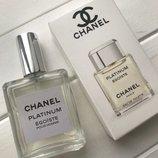Chanel platinum egoiste edp 35мл