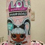 Лол 5сезон, LOL Surprise с волосами , Hairgoals Америка