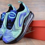 Женские кроссовки Nike Air Max 720 light blue