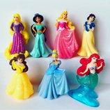 Серия киндеров Принцессы Диснея