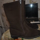 Сапоги зима aquaboots waterproof hand made made in england оригинал