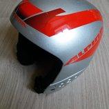 Детский горнолыжный шлем Alpina. 55-56см