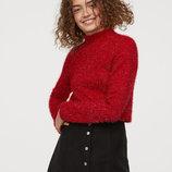 Свитер женский H&M размер XS RU40 свитеры женские под горло